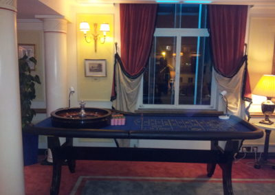 Roulette Club Room Yvonne Arnaud Theatre Guildford